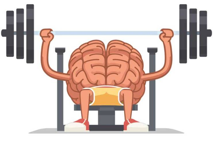 Muscly-brain